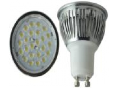 SMD 5W Dimmable / Non-dimmable GU10 LED Spotlight
