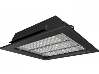 Recessed Installation 100W LED Canopy Light