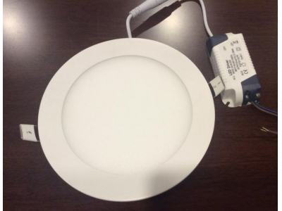 15W CE RoHS 2 Years Warranty Small Round LED Panel Light