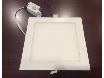 4W CE RoHS 2 Years Warranty Small Square LED Panel Light