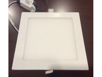 9W CE RoHS 2 Years Warranty Small Square LED Panel Light