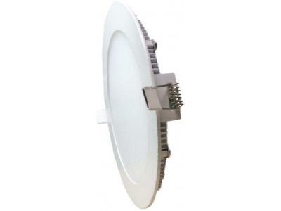 12W CE RoHS 3 Years Warranty Small Round LED Panel Light
