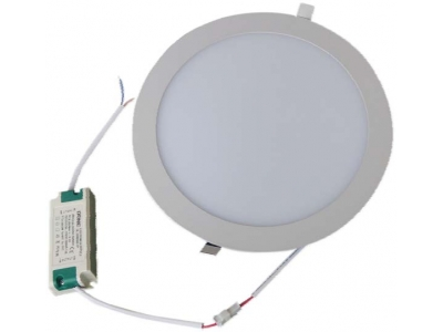 18W CE RoHS 3 Years Warranty Small Round LED Panel Light