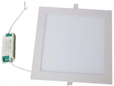 6W CE RoHS 3 Years Warranty Small Square LED Panel Light