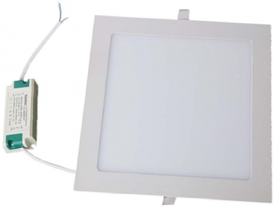 9W CE RoHS 3 Years Warranty Small Square LED Panel Light