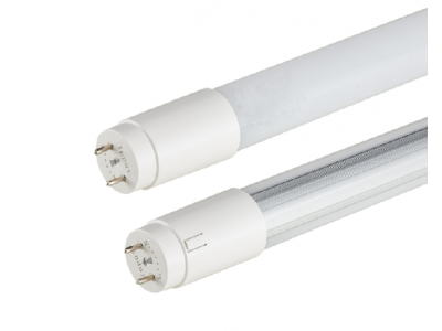 UL DLC T8 600mm Wide Beam Angle 9W LED Tube Light