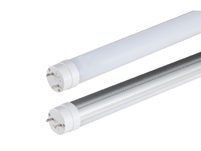 100-110LM/W T8 600mm 10W Ballast compatible CE LED Tube Light