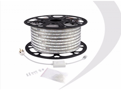 AC 110V/230V High Voltage LED Strip Rope Light with 5050RGB LEDs